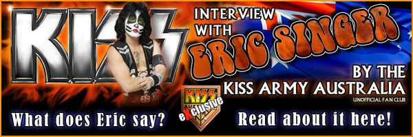 Eric Singer Interview from KAA
